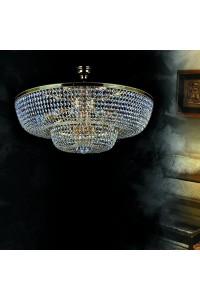 Потолочный светильник Artglass GERTA DIA 500 LIGHT PATINA CE