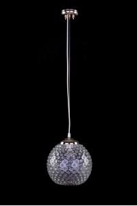 Подвесной светильник Artglass KAZI DIA 240 NICKEL