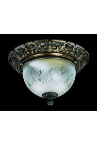 Потолочный светильник Artglass LEA I. LIGHT PATINA