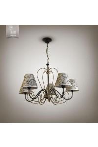 Подвесной светильник 10355 Грация N&B Light