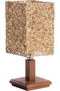 Настольный светильник 16618 Abaka Eco Alfa