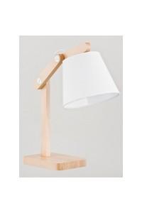 Настольная лампа Alfa JOGA WHITE R 23978