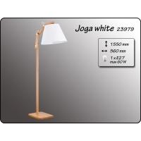 Торшер Alfa 23979 Joga White