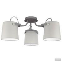 Люстра TK Lighting 1263 Clik Gray