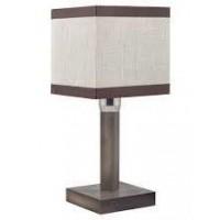 Настольная лампа TK Lighting 567 LEA GRAY