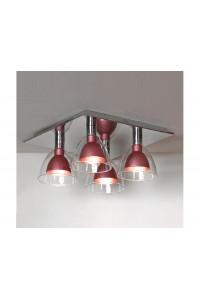 Потолочный светильник Lussole LSF-0707-04