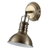 Настенный светильник Artelamp MARK A1102AP-1AB