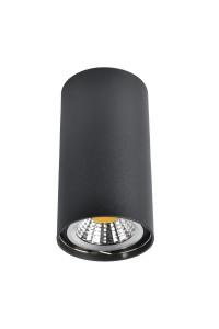 Точечный накладной светильник Artelamp UNIX A1516PL-1BK