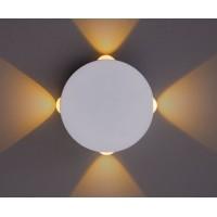 Подсветка декоративная Artelamp TAMBURELLO A1525AP-1WH