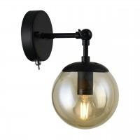 Настенный светильник Artelamp BOLLA A1664AP-1BK