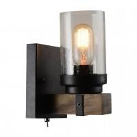 Настенный светильник Artelamp DODGE A1693AP-1BR
