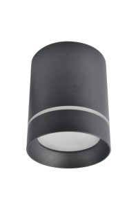 Точечный накладной светильник Artelamp ELLE A1909PL-1BK