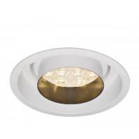 Встраиваемый светильник Artelamp TECHNIKA A2012PL-1WH