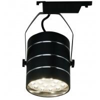 Трековый светильник Artelamp CINTO A2718PL-1BK