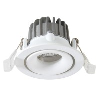 Встраиваемый точечный светильник Artelamp APERTURA A3310PL-1WH
