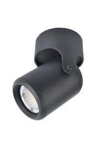 Точечный накладной светильник Artelamp LIBRA A3316PL-1BK