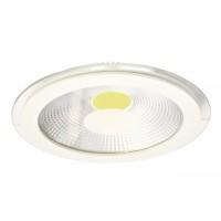 Встраиваемый светильник Artelamp RAGGIO A4215PL-1WH