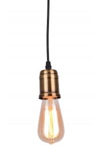 Подвесной светильник Artelamp MAZZETTO A4290SP-1BK