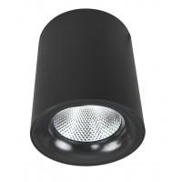 Точечный накладной светильник Artelamp FACILE A5112PL-1BK