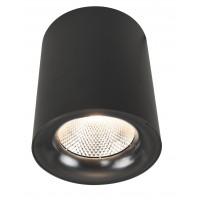 Точечный накладной светильник Artelamp FACILE A5118PL-1BK