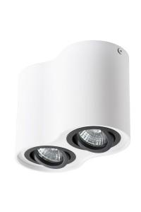 Точечный накладной светильник Artelamp FALCON A5644PL-2WH