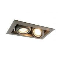 Встраиваемый точечный светильник Artelamp CARDANI  PICCOLO A5941PL-2GY