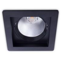 Встраиваемый точечный светильник Artelamp PRIVATO A7007PL-1BK