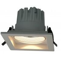 Встраиваемый точечный светильник Artelamp PRIVATO A7018PL-1WH