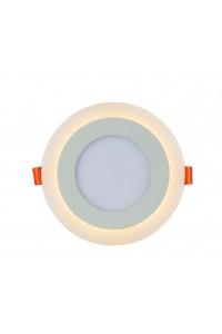 Встраиваемый точечный светильник Artelamp RIGEL A7609PL-2WH