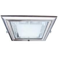 Встраиваемый светильник Artelamp DOWNLIGHTS A8044PL-2SS