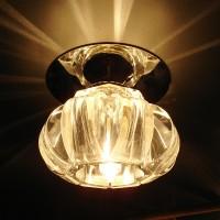 Встраиваемый светильник Artelamp BRILLIANTS A8353PL-1CC