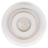 Потолочный светодиодный светильник Arte Lamp Multi-Piuma A1399AP-1WH