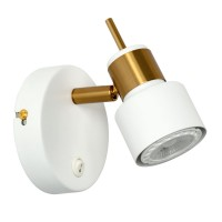 Спот Arte Lamp Almach A1906AP-1WH