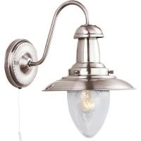 Бра Artelamp FISHERMAN A5518AP-1SS