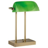 Настольная лампа  Artelamp BANKER A1200LT-1AB