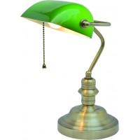 Настольная лампа  Artelamp BANKER A2492LT-1AB
