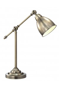 Настольная лампа  Artelamp BRACCIO A2054LT-1AB