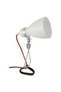 Настольная лампа  Artelamp DORM A1409LT-1WH