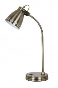 Настольная лампа  Artelamp LUNED A2214LT-1AB