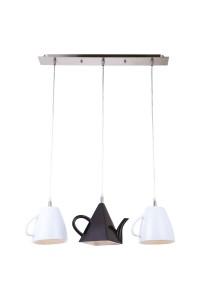 Подвесной светильник Artelamp CAFFETTERIA A6604SP-3WH