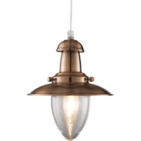 Подвесной светильник Artelamp FISHERMAN A5518SP-1RB