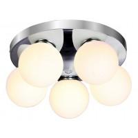 Потолочный светильник Artelamp AQUA A4445PL-5CC