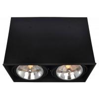 Потолочный светильник Artelamp CARDANI A5936PL-2BK