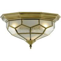 Потолочный светильник Artelamp COPPERLAND A7833PL-2AB