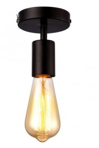 Потолочный светильник Artelamp FUORI A9184PL-1BK