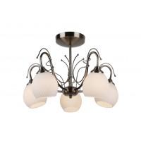 Потолочный светильник Artelamp GIRO A6285PL-5AB