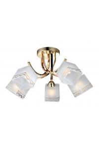 Потолочный светильник Artelamp MODELLO A6119PL-5GO