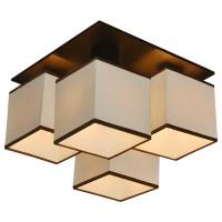 Потолочный светильник Artelamp QUADRO A4402PL-4BK