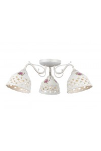 Потолочный светильник Artelamp WICKER A6616PL-3WG