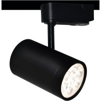 Трековый светильник Artelamp TRACK LIGHTS A6107PL-1BK